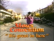 Moses convention