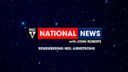 RKO National News Remembering Neil Armstrong Open 2012