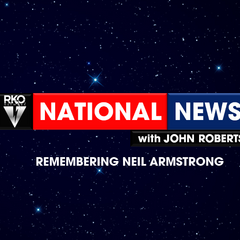 Special intro on the Neil Armstrong death day.