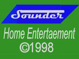 Sounder Home Entertaement Logo (1997 - 2012)