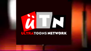 UTN ident - Channel 7 Australia 1995 - Spinning Sticks (2014)