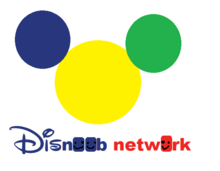 Disn00b Channel logo (1997-2003) International