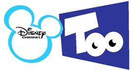 DisneyChannelToo logo 2004