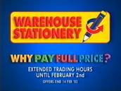Warehousesationeryek2003