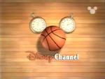 Disney Channel ID - Basketball (1999)