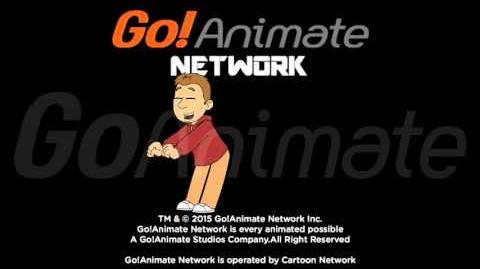 Go!Animate Network Ident (2015,present) HD (2015 4.5)