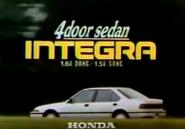 Honda Integra (1986)