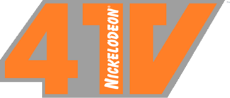 Nickelodeon On 4TV (Old Logo)