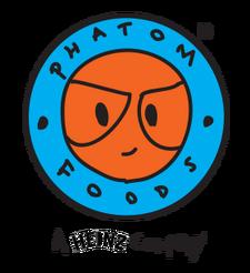 Phatom Foods Logo 1999
