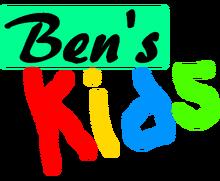 Ben's Kids logo 2000