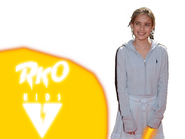 RKO Kids bumper featuring Emma Roberts from Unfabulous (2004)