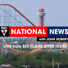 Special intro at the Six Flags Over Texas accident on July 19, 2013.