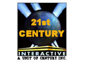 21st century interactive logo 2013