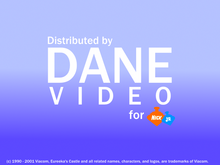 Dane Video for Nick Jr. (2001)