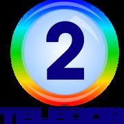 Logo Teledos 2007-2012