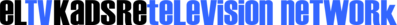 El TV Kadsre Television Network Logo 2011