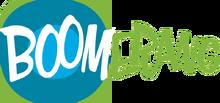 Boomerang logo misturado by therickmartingriebs-d5hx3z7