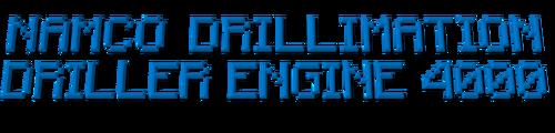 Driller engine 4000
