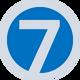 TV7 Sentan logo 1996