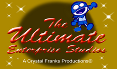 Ultimate Enterprise Studios Logo 1984 ChalkZone The Movie