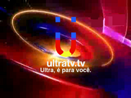 Ultra TV Brazil and Portugal ident - Generic (SIC Style) (Version 2)