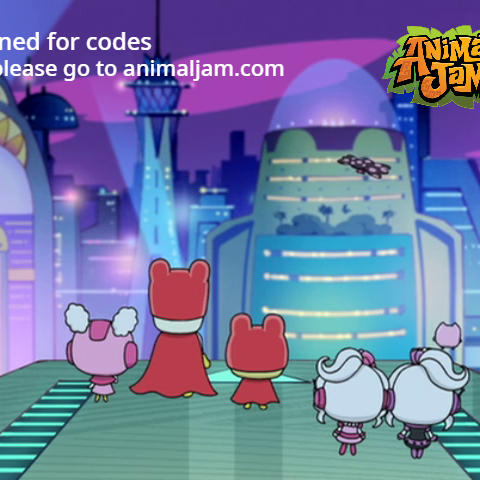 screenbug (with characters at right side of its Logo) (the example being Octopus) used from 2018-2019, captured during an episode of GO-GO Tamagotchi!.