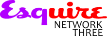 Esquire Network Three logo 2013