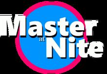 Master at Nite logo