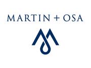 Martin Osa logo