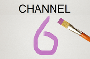 Channel 6 paintbrush ident 2006
