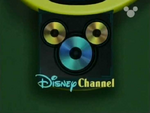 Disney Channel ID - Computer (1999)