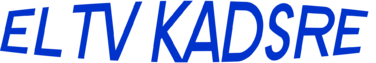 El TV Kadsre Logo 1964 style