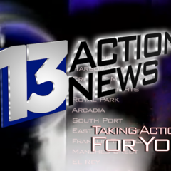 <i>Channel</i> 13 Action News open from 1998-2002