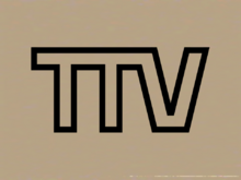 TTV ident 1957 color