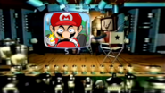 Nick at nite sign on bumper spoof from thha22m - racist mario