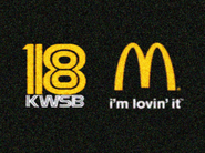 KWSB McDonalds 2003