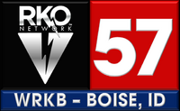 WRKB current logo