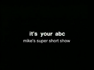 ABC Australia ident spoof - This Hour Has America's 22 Minutes - Mike's Super Short Show (2)