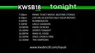 KWSB Tonight July 11, 2014