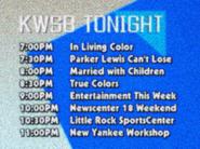 KWSB tonight 1990