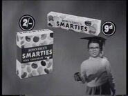 Smarties 1960s