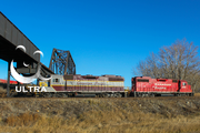 Ultra Canadian Pacific Ident 2014