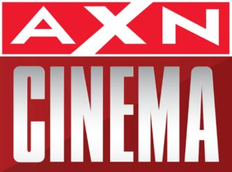 AXN Cinema logo 2014-2016