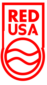 Red USA 1970