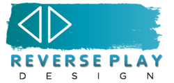 Reverse Play Design logo