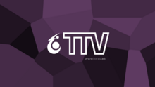 TTV ident 2016 purple
