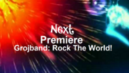 UTN coming up next premiere of grojband rock the world