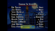 Cartoon Nutcase Animaniacs credits