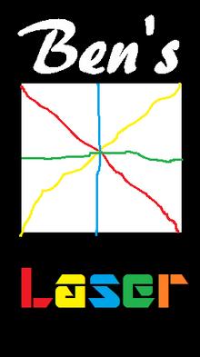 Ben's Laser logo