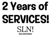 SLN! 2 years